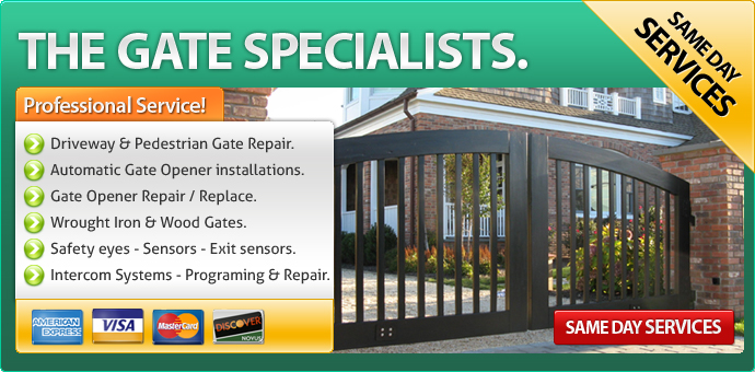Gate Repair Eaton CO